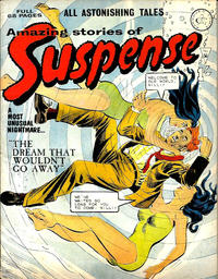 Cover Thumbnail for Amazing Stories of Suspense (Alan Class, 1963 series) #56