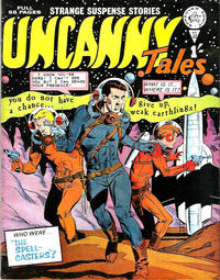 Cover Thumbnail for Uncanny Tales (Alan Class, 1963 series) #22