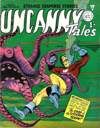 Cover Thumbnail for Uncanny Tales (Alan Class, 1963 series) #27