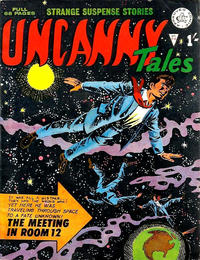 Cover Thumbnail for Uncanny Tales (Alan Class, 1963 series) #58