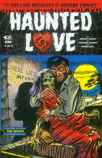 Cover Thumbnail for Haunted Love (IDW, 2016 series) #1