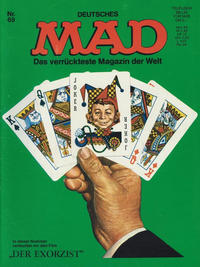 Cover Thumbnail for Mad (BSV - Williams, 1967 series) #69