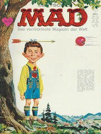 Cover Thumbnail for Mad (BSV - Williams, 1967 series) #62