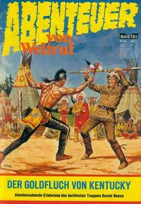 Cover Thumbnail for Bastei Sonderband (Bastei Verlag, 1970 series) #44 - Der Goldfluch von Kentucky