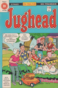 Cover Thumbnail for Jughead (Editions Héritage, 1972 series) #94
