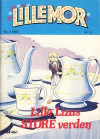 Cover Thumbnail for Lillemor (Serieforlaget / Se-Bladene / Stabenfeldt, 1969 series) #2/1983