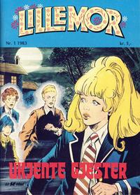 Cover Thumbnail for Lillemor (Serieforlaget / Se-Bladene / Stabenfeldt, 1969 series) #1/1983