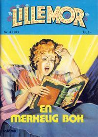 Cover Thumbnail for Lillemor (Serieforlaget / Se-Bladene / Stabenfeldt, 1969 series) #4/1983