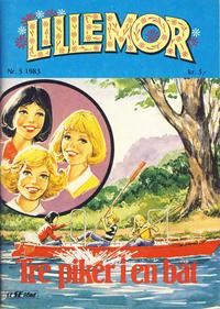 Cover Thumbnail for Lillemor (Serieforlaget / Se-Bladene / Stabenfeldt, 1969 series) #5/1983