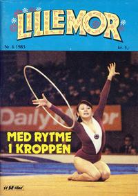 Cover Thumbnail for Lillemor (Serieforlaget / Se-Bladene / Stabenfeldt, 1969 series) #6/1983