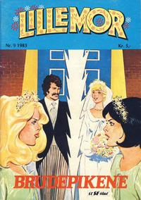 Cover Thumbnail for Lillemor (Serieforlaget / Se-Bladene / Stabenfeldt, 1969 series) #9/1983