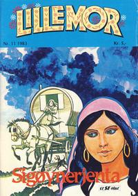 Cover Thumbnail for Lillemor (Serieforlaget / Se-Bladene / Stabenfeldt, 1969 series) #11/1983