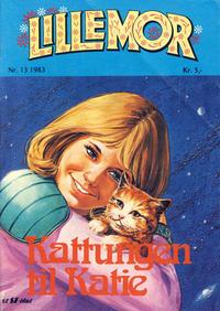 Cover Thumbnail for Lillemor (Serieforlaget / Se-Bladene / Stabenfeldt, 1969 series) #13/1983