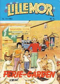 Cover Thumbnail for Lillemor (Serieforlaget / Se-Bladene / Stabenfeldt, 1969 series) #14/1983