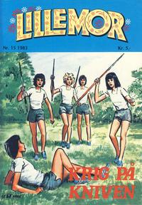 Cover Thumbnail for Lillemor (Serieforlaget / Se-Bladene / Stabenfeldt, 1969 series) #15/1983
