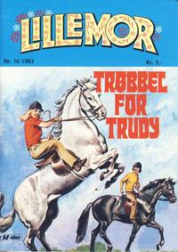 Cover Thumbnail for Lillemor (Serieforlaget / Se-Bladene / Stabenfeldt, 1969 series) #16/1983