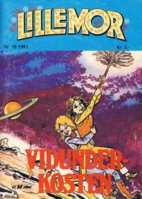 Cover Thumbnail for Lillemor (Serieforlaget / Se-Bladene / Stabenfeldt, 1969 series) #18/1983