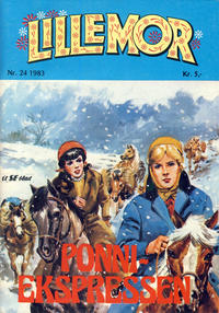 Cover Thumbnail for Lillemor (Serieforlaget / Se-Bladene / Stabenfeldt, 1969 series) #24/1983