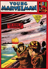 Cover Thumbnail for Young Marvelman (L. Miller & Son, 1954 series) #252