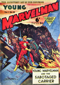 Cover Thumbnail for Young Marvelman (L. Miller & Son, 1954 series) #58