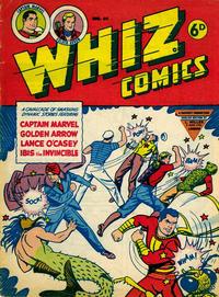 Cover Thumbnail for Whiz Comics (L. Miller & Son, 1950 series) #69
