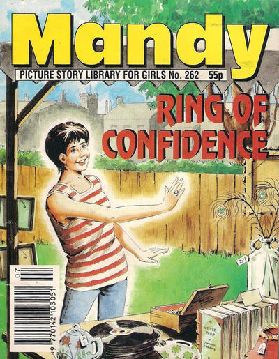 Cover for Mandy Picture Story Library (D.C. Thomson, 1978 series) #262