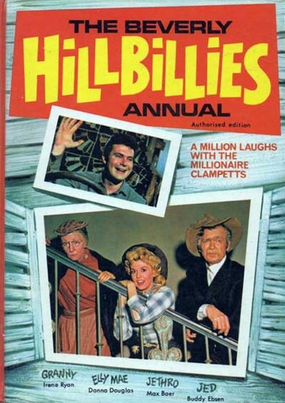 Cover for The Beverly Hillbillies Annual (World Distributors, 1965 series) #1967