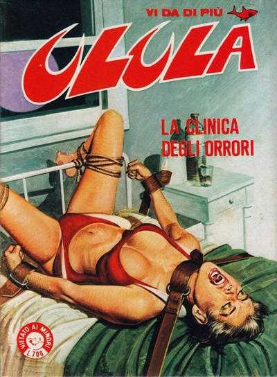 Cover for Ulula (Edifumetto, 1981 series) #10