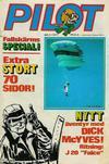 Cover for Pilot (Semic, 1970 series) #2/1977