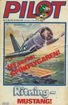 Cover for Pilot (Semic, 1970 series) #13/1977