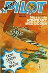 Cover for Pilot (Semic, 1970 series) #3/1980