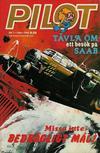 Cover for Pilot (Semic, 1970 series) #7/1980