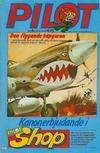 Cover for Pilot (Semic, 1970 series) #4/1981