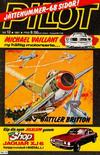 Cover for Pilot (Semic, 1970 series) #13/1981