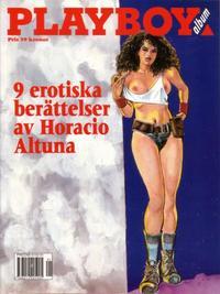 Cover Thumbnail for Playboy Album (Atlantic Förlags AB; Pandora Press, 1992 series)