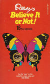 Cover for Ripley's Believe It or Not! (Pocket Books, 1941 series) #16 [Butterfly Cover]