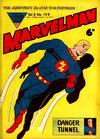 Cover for Marvelman (L. Miller & Son, 1954 series) #155