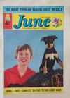 Cover for June (IPC, 1961 series) #16 September 1961