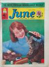 Cover for June (IPC, 1961 series) #2 September 1961