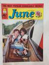 Cover for June (IPC, 1961 series) #9 September 1961