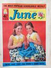 Cover for June (IPC, 1961 series) #23 September 1961