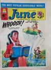 Cover for June (IPC, 1961 series) #30 September 1961