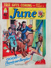 Cover for June (IPC, 1961 series) #7 October 1961
