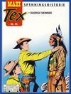 Cover for Maxi Tex (Hjemmet / Egmont, 2008 series) #45 - Blodige skinner