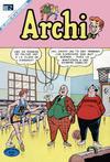 Cover for Archi (Editorial Novaro, 1956 series) #337