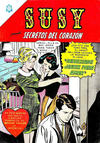 Cover for Susy Secretos Del Corazon (Editorial Novaro, 1965 ? series) #151