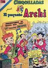 Cover for Chiquilladas (Editorial Novaro, 1952 series) #368