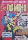 Cover for Grey Domino (Atlas, 1950 ? series) #46