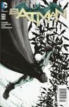 Cover for Batman (DC, 2011 series) #44 [Newsstand]