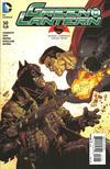 Cover for Green Lantern (DC, 2011 series) #50 [Batman v Superman Cover]